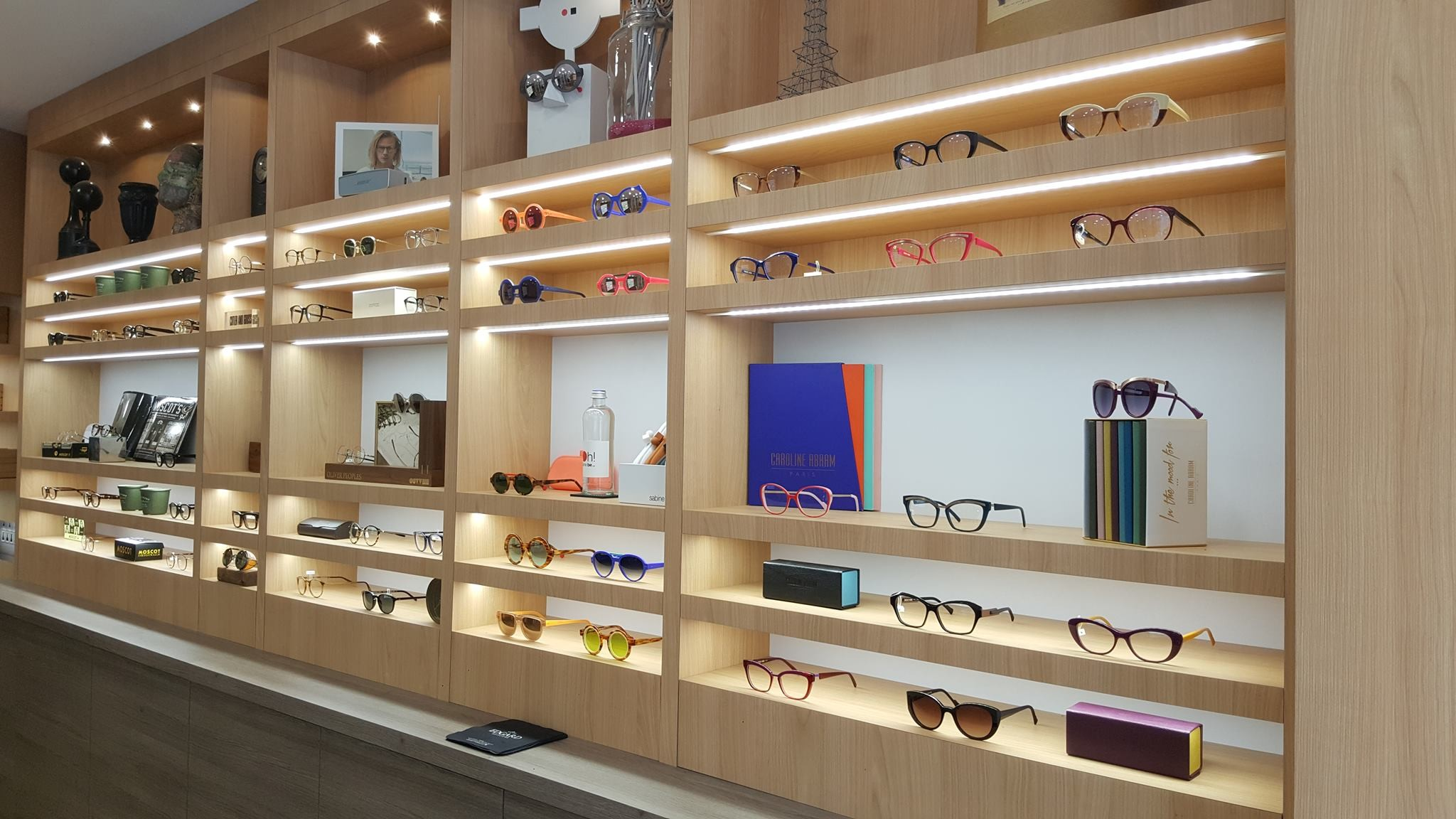 Opticien pour enfant à  SABINE BE STORE - EDGARD OPTICIENS