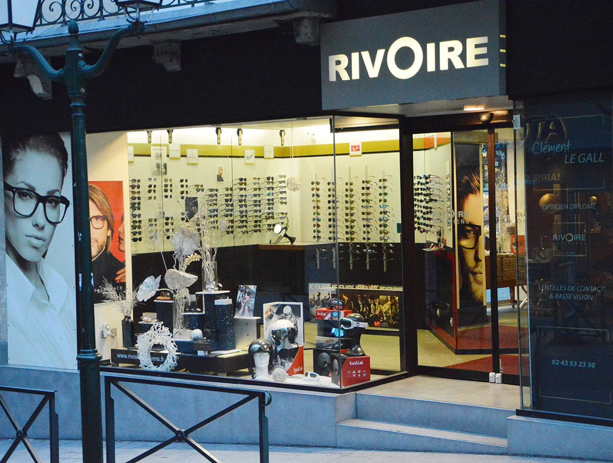 Opticien pour enfant à  RIVOIRE OPTICIENS