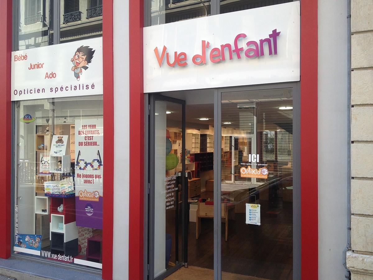 c9cbf675d92413 Opticien pour enfant à Lyon VUE D ENFANT - Optikid