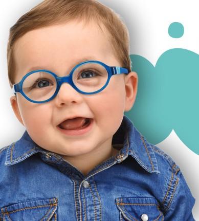 Demetz Kids, des montures conçues pour répondre aux problématiques des  jeunes enfants, dès 6 mois. 5c653e478e7