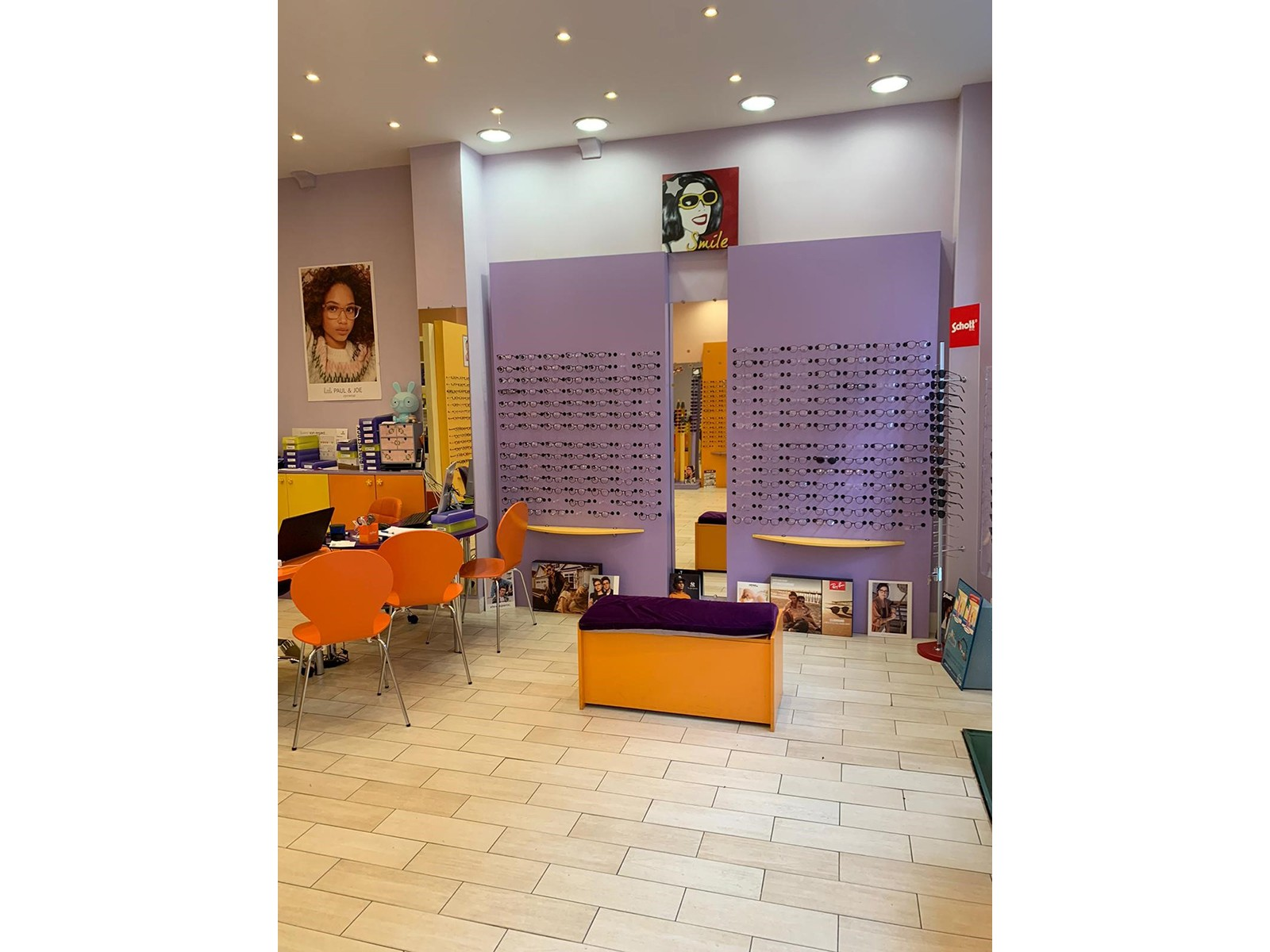 Opticien pour enfant à  OPTIKID